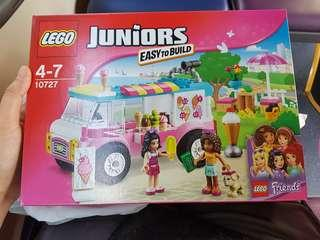 Lego friends 10727