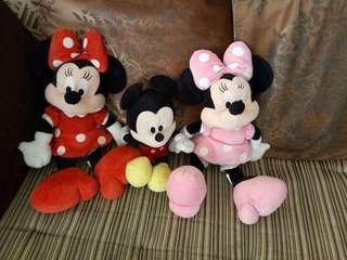 Mickey n minnies