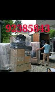 搬家call 92385843 (WHATSAPP/sms) House moving service