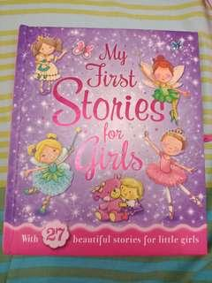 My First Stories for Girls book