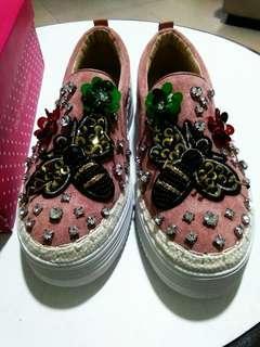 So Fab Zedd Slip On Sneakers