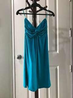 Tube Preloved Beach Dress Size Small