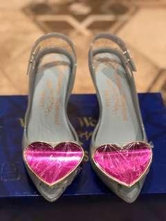 Melissa Shoes Size UK4/US6