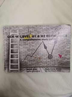 H1 & H2 Economics Summary