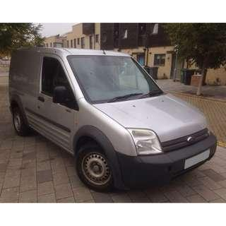 Ford Transit Connect 1.8M TDCI Clutch kit