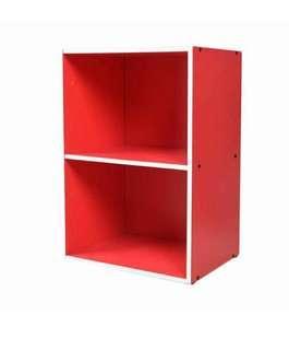 Rak Susun 2 (Merah)