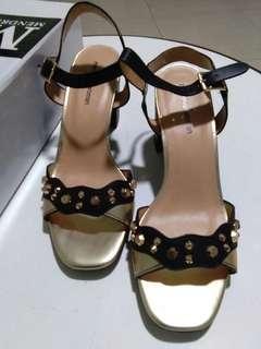 Mendrez Janella Heeled Sandals