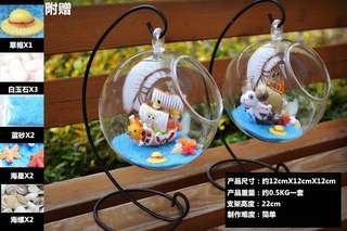 現貨/海賊王玻璃球