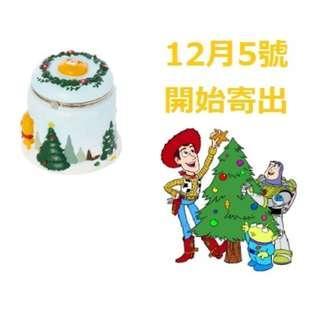 [12月預購] 韓國 kakao talk 萊恩 ryan 聖誕節音樂盒 xmas music boxchristmas