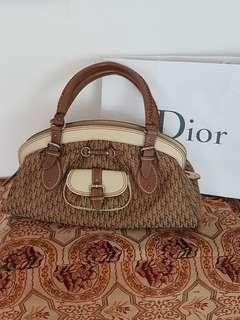 Sales! Dior Jacquard Bag