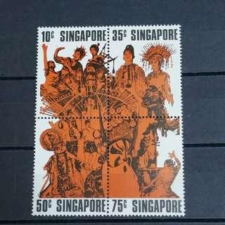 Singapore Stamps 1973
