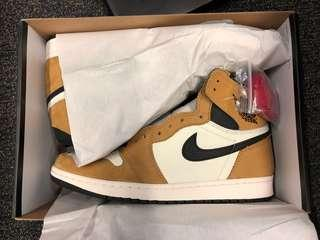 Air Jordan 1 Rookie Of The Year ROTY
