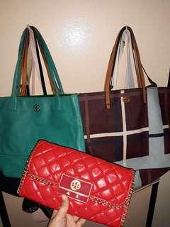 Authentic Tory Burch Bundle!!