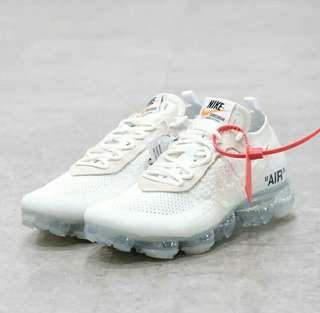 Off White x Nike Vapormax 2.0 White