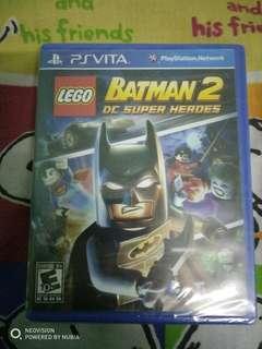 Lego batman 2 ps vita (new)