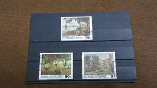 Singapore Stamps 1976