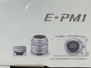 🚚 OLYMPUS P-EM1 單眼相機