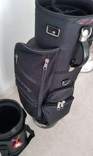 Golf Caddy Hard Top Golf Travel Bag with wheels