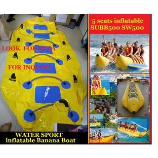 Banana Boat ( INFLATABLE FOR SALE NOW )