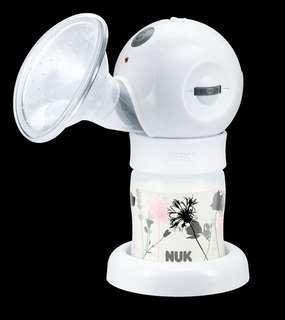 NUK 智能電動泵奶器 擠奶器 另有安滿 授乳期奶粉 試用裝x8可送