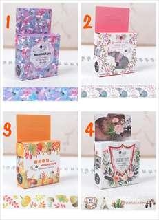 🚚 [In stock] Various Bentoto Washi Tapes