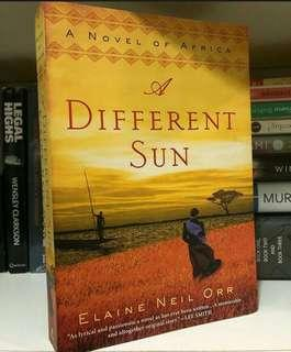A Different Sun - Elaine Neil Orr👣