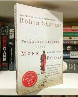The Secret Letters of the Monk who Sold his Ferrari👣