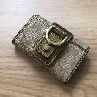Authentic Gucci Keyholder Wallet / Purse