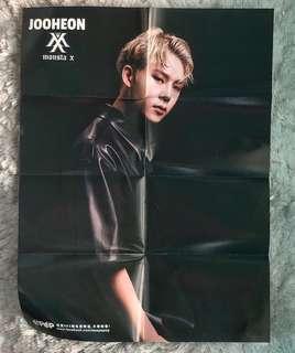 Monsta X Jooheon Poster / Stray Kids Felix Poster