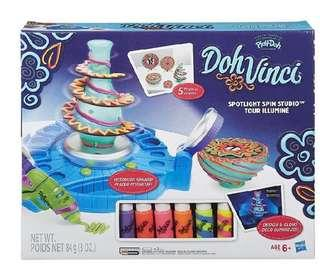 Doh Vinci Spotlight Spin Studio