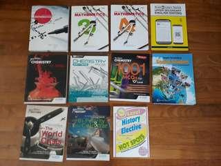 Upper Secondary Textbooks