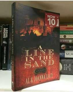 A Line in The Sand👣