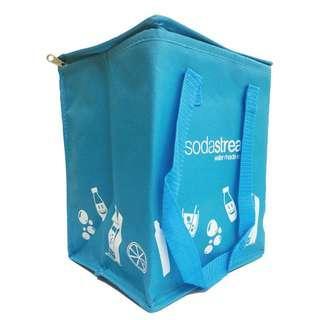 🚚 sodastream 保冷袋/母乳保冰/副食品保溫/野餐