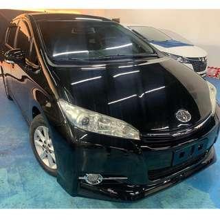 正2010年 最新款Toyota Wish 2.0E   沒再跟你說笑真的只賣24.8萬