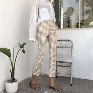 Pleated Fashion Pants
