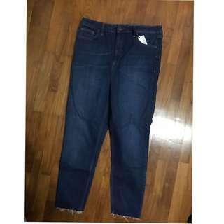 Topshop binx high waisted jeans