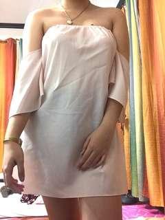 *REPRICED* RoseGold Dress