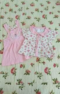SHIRT & PANTS BABY GIRLS