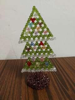 座枱聖誕樹