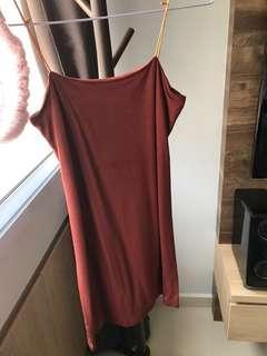 BN cami dress/top