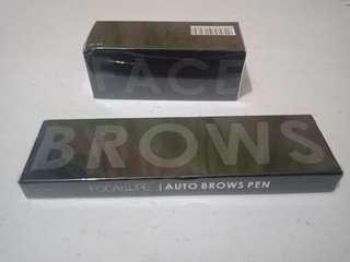 Foundation and Brow pen