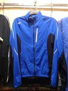 Jersey Jaket Sepeda Waterproof Ulvine Biru not Mavic Fox Shimano