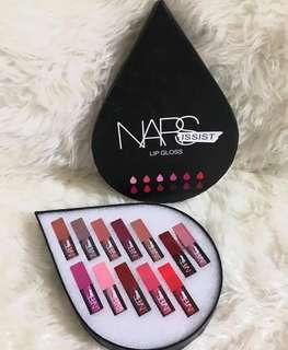 Lipgloss NARS (12 pcs)