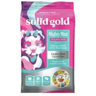Solid Gold Mighty Mini Dry Kibbles For Dogs