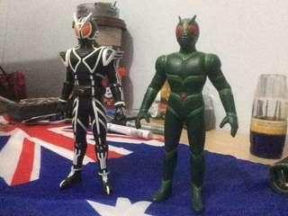 Kamen Rider J 1994 & 2003