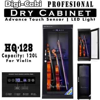 🚚 Digi Cabi HQ-128 120L Electronic Dry Cabinet for Violin