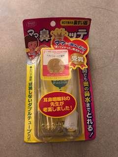 口吸鼻涕鼻水器(日本製)