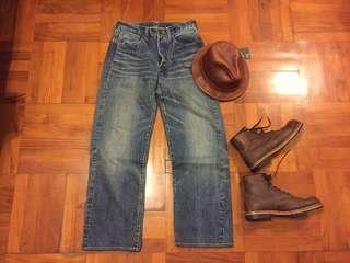 Pherrow's Bros. & Co. Pants