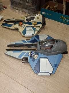 Star Wars  Jedi Fighters