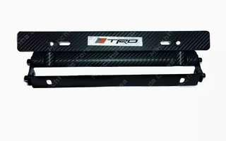 TRD Plate holder carbon fiber design
